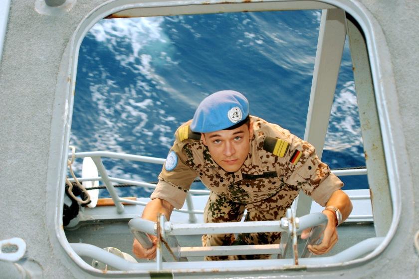 UNIFIL field