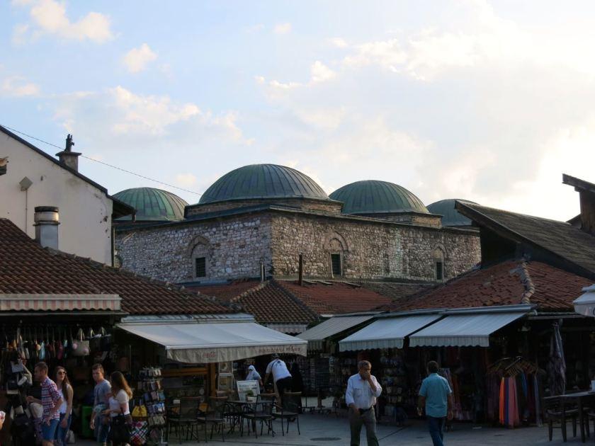 Osmanisches Markviertel