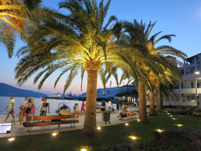 Promenade von Tivat