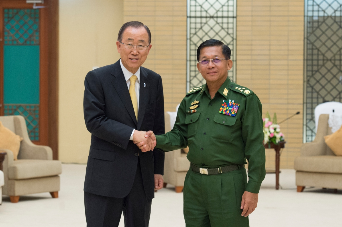 A Question of Leadership: Lessons from the UN's Actions inMyanmar