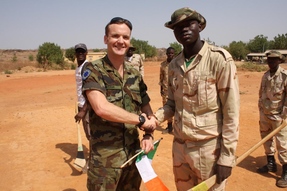 Wie die EU in Mali jetzt umsteuernmuss
